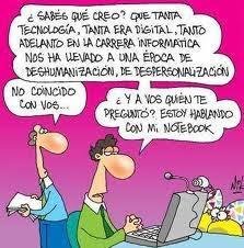 CONSECUENCIAS DE LAS TIC