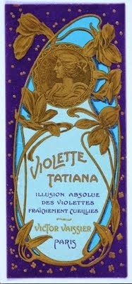 Violette Tatiana Illusion absolue