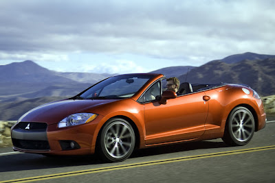 AUTO DEPORTIVO MITSUBISHI ECLIPSE VERSION SPYDER DESCAPOTABLE ROADSTER