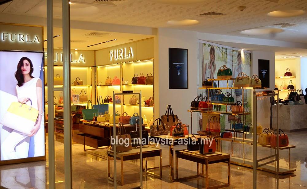 handbags duty free shops inside KLIA2