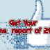 Get Your Online Report of 2015 On Facebook..