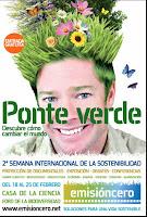 Del 18 al 25 de febrero de 2012 la segunda Semana Internacional de la Sostenibilidad de Sevilla