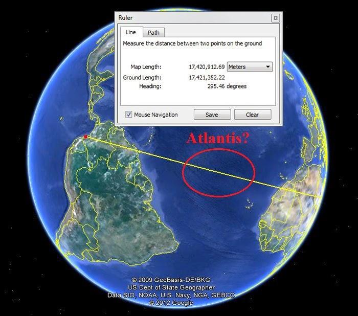 История Атлантиды, связь с цивилизацией Инда, королевство Рамы, враги или друзья атлантов