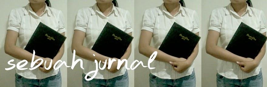 sebuah jurnal