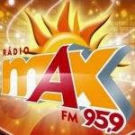 Ouvir a Rádio Max FM 95.9 de Itajuba / Minas Gerais - Online ao Vivo
