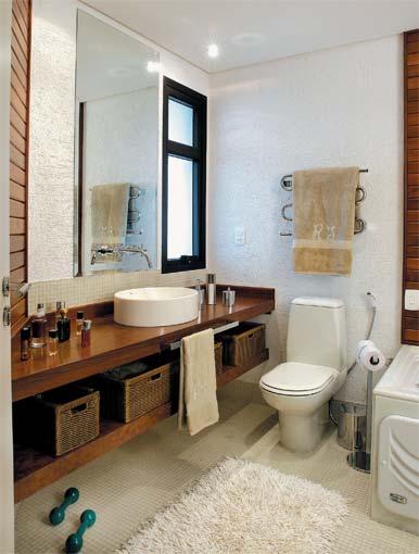 Hora de Arrumar Arrumando Pias de banheiro # Cesta Para Pia De Banheiro