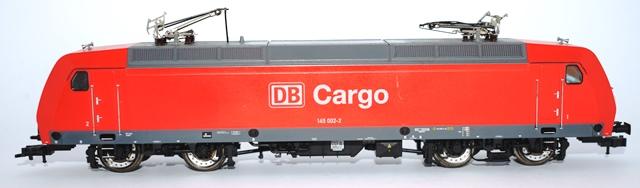 2018.03 - Fleischmann BR 145 DB AG Cargo Ref. 4320