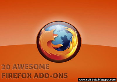 important Firefox add-ons