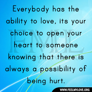 Everybody has the ability to love