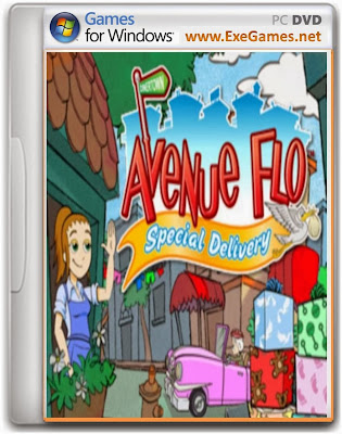 Avenue Flo Special Delivery Game