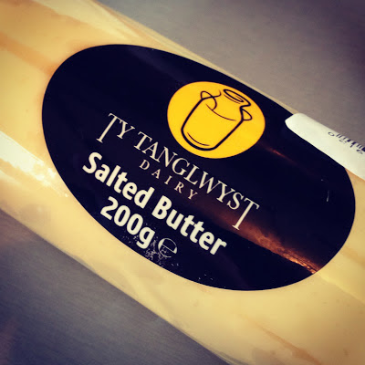 Ty Tanglwst salted butter