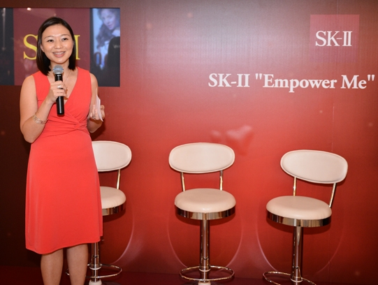 sk-ii empower me campaign image flair