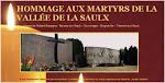 LA VALLEE DE LA SAULX   Les victimes de 1944