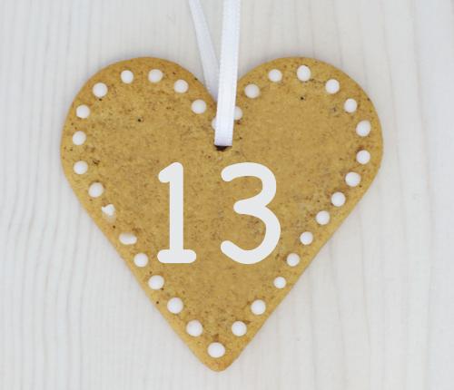 JOULUKALENTERI 13: Suklaa Cupcakes