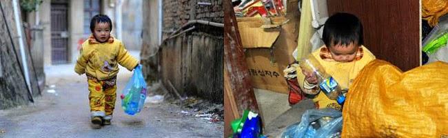 Anak Balita Kumpulkan Sampah Plastik, untuk Operasi Jantung