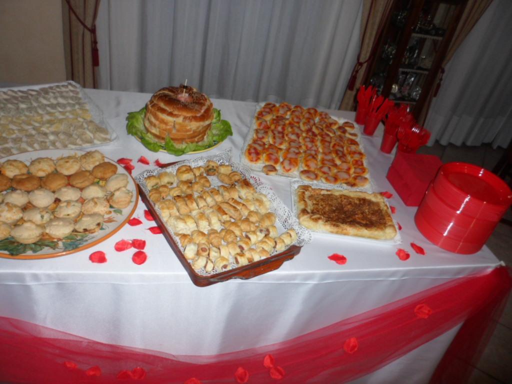 Il mondo di Agata: Buffet per una festa di laurea