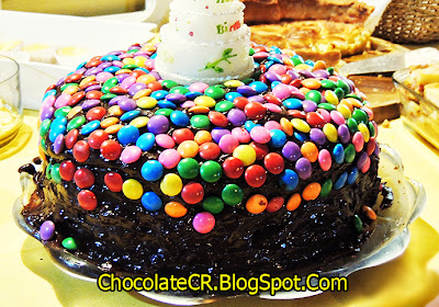 Chocolate Cake Birthday