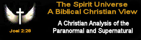Spirits - A Christian View