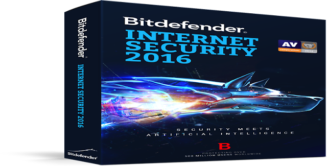 أحصل على Bitdefender Internet Security 2016 بالمجان