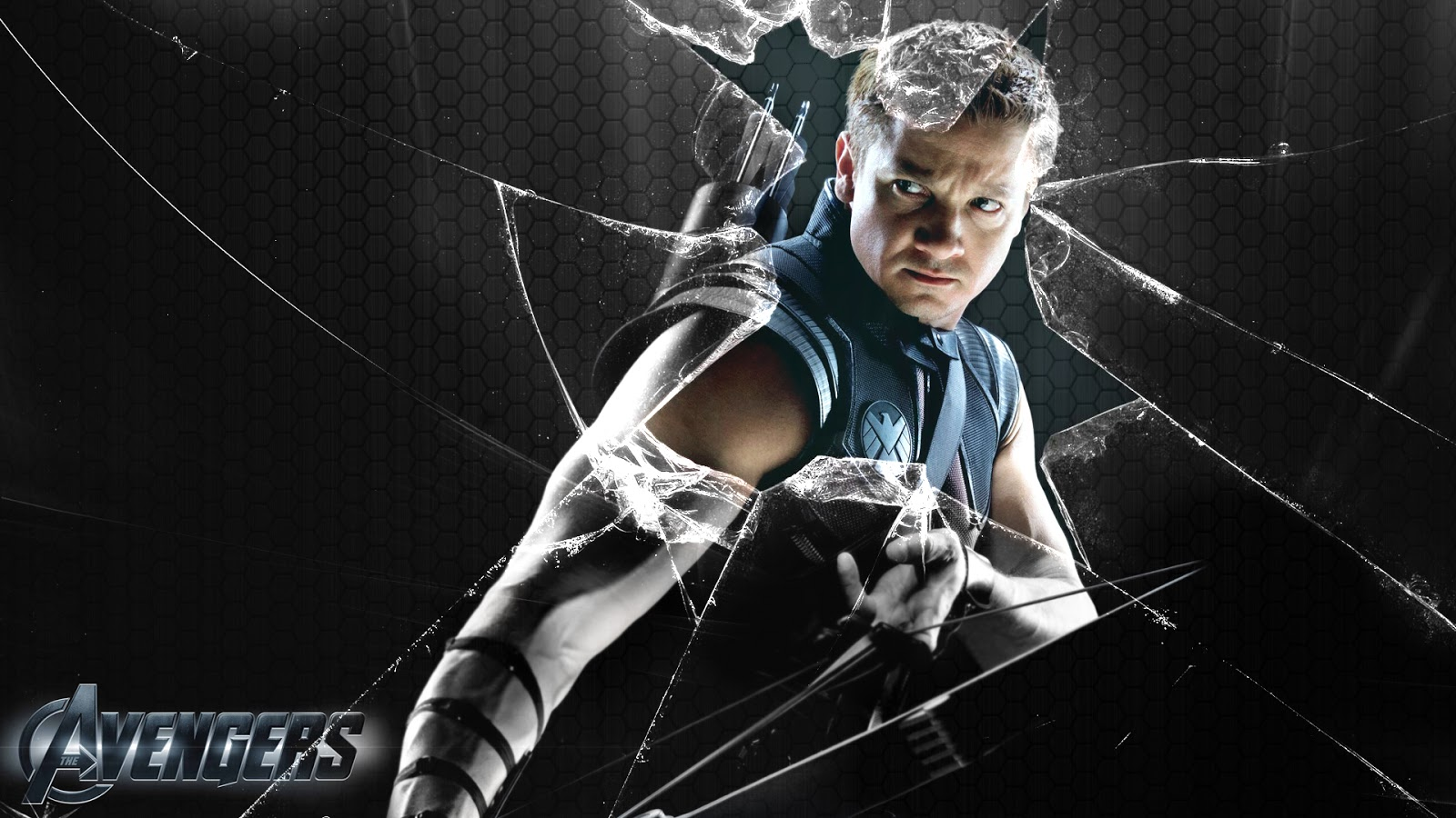 Clint Barton Hawkeye in Avengers Wallpaper HD