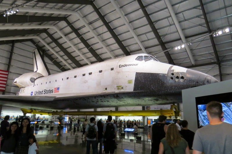 endeavour reservation information california science center - 800×533