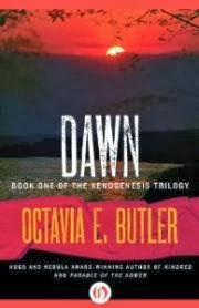 cover art for the Open Road edition of Dawn by Octavia E. Butler