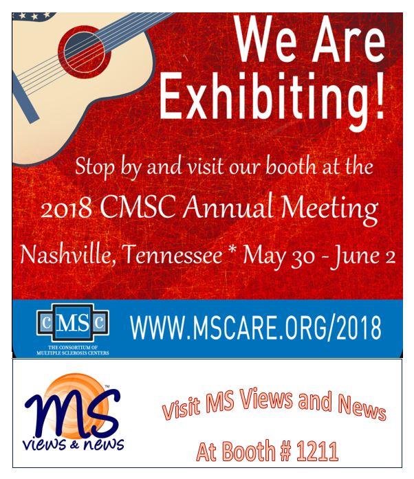 2018 CMSC - Consortium of MS Centers