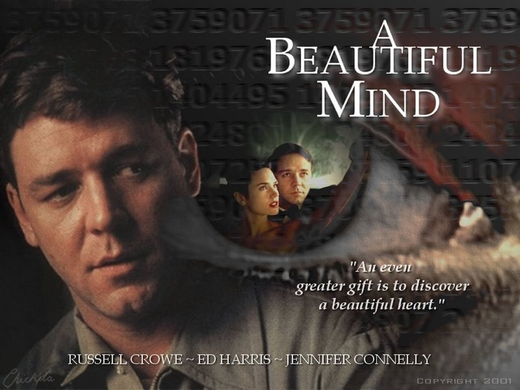 Beautiful MInd movie cast and crew