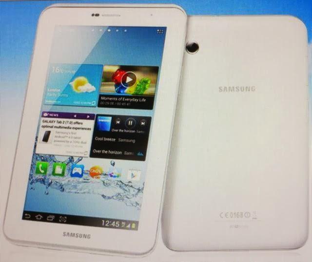 Samsung Galaxy Tab® 3 7.0 (Wi-Fi)