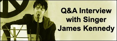 My Q&A Interview with Welsh Singer