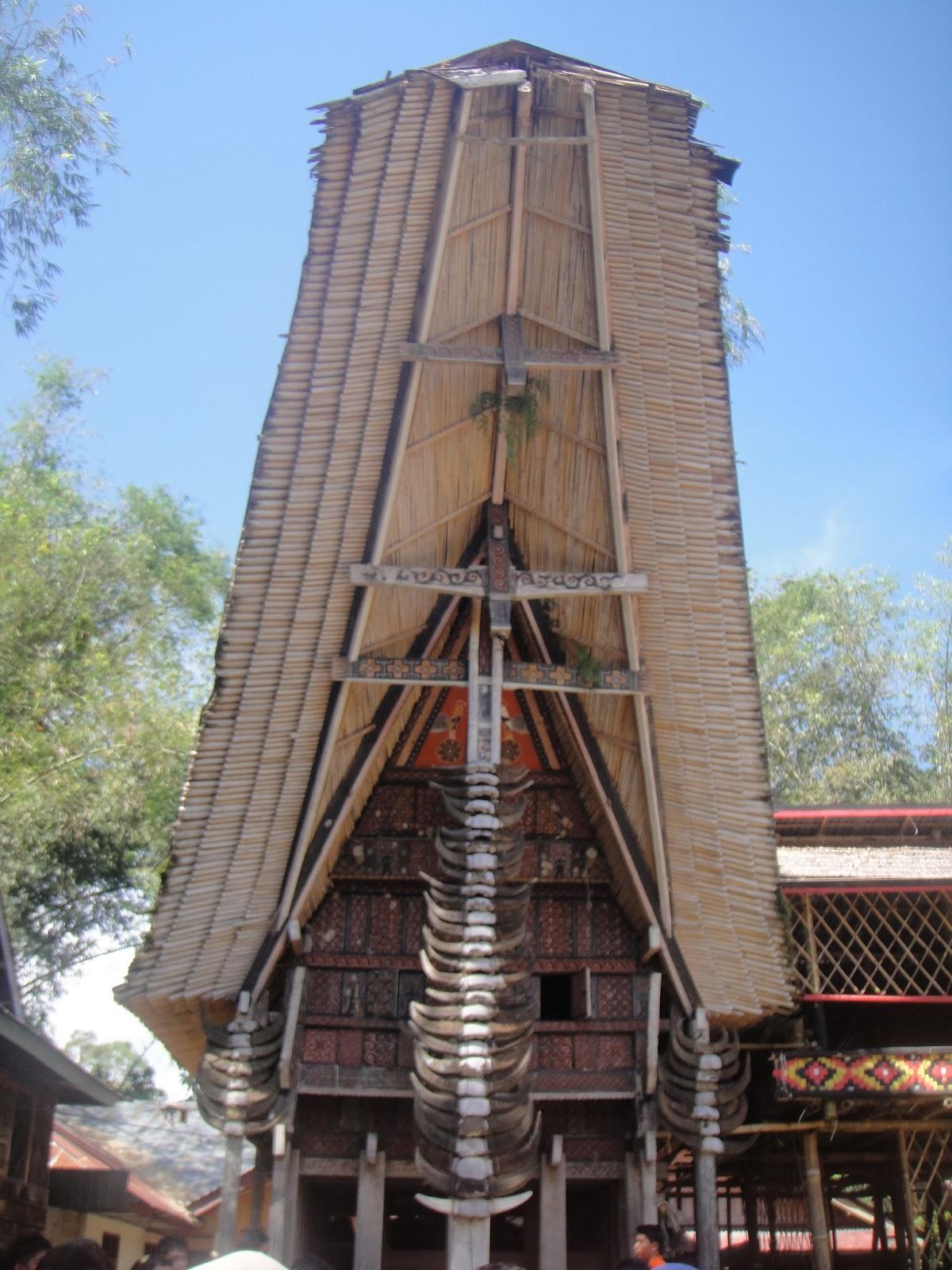 Download this Tongkonan Rumah Adat Toraja Berasal Dari Kata Tongkon picture