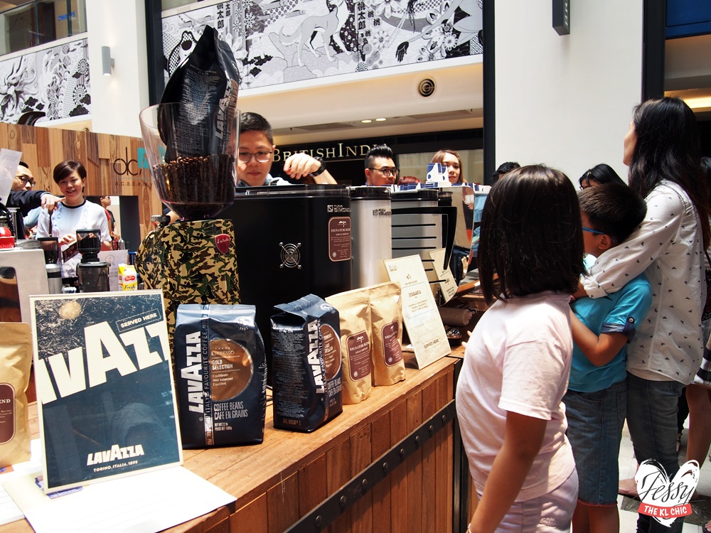 Event: Coffee and Art Fringe Festival Asia 2015 (CAFFA) - Publika, Kuala Lumpur