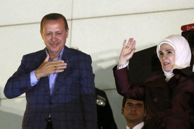 Turki Yang Baru Di Bawah Presiden Baru Erdogan