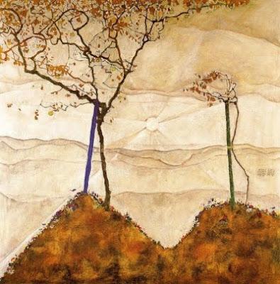 Sol de tardor (Egon Schiele)