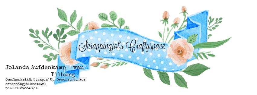 Scrappingjol's craftyspace