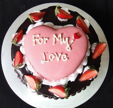Suhaila Lat Tart Cake KEK BIRTHDAY