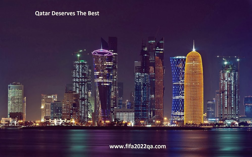 FIFA 2022 - WINNING NATION QATAR