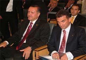 Murat Yalçıntaş Başbakan Recep Tayyip Erdoğan