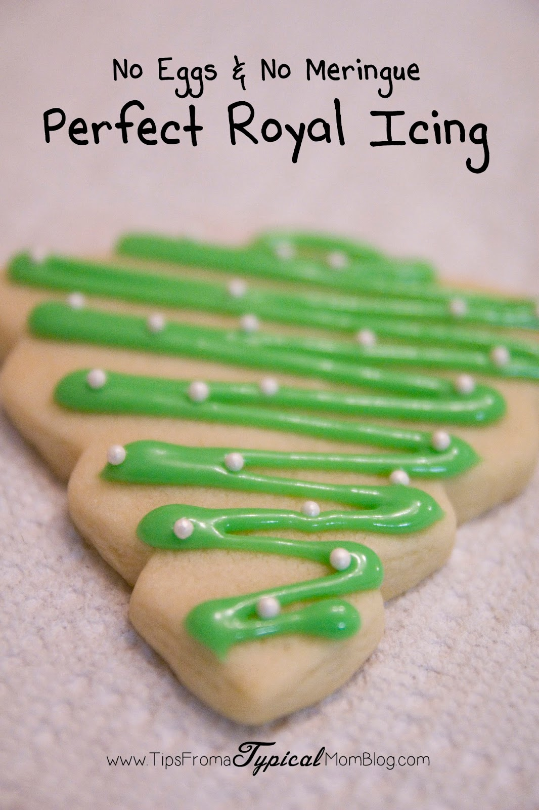 Royal Icing without Egg Whites or Meringue Powder - Tips from a ...