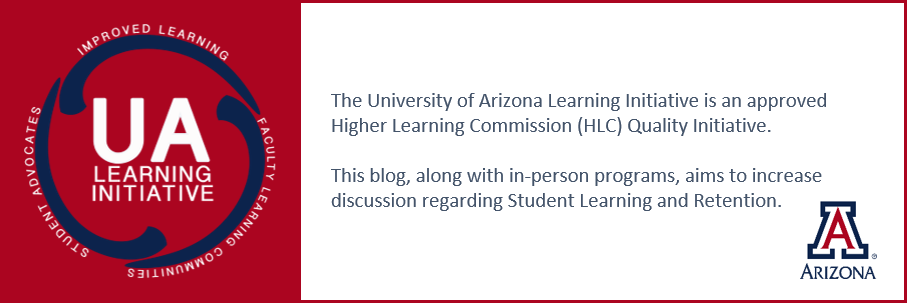 UA Learning Initiative Blog- Learning to Learn
