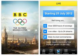 BBC olympics, download live olympic score application for blackberry phones