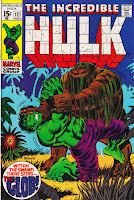 Incredible Hulk #121, the Glob