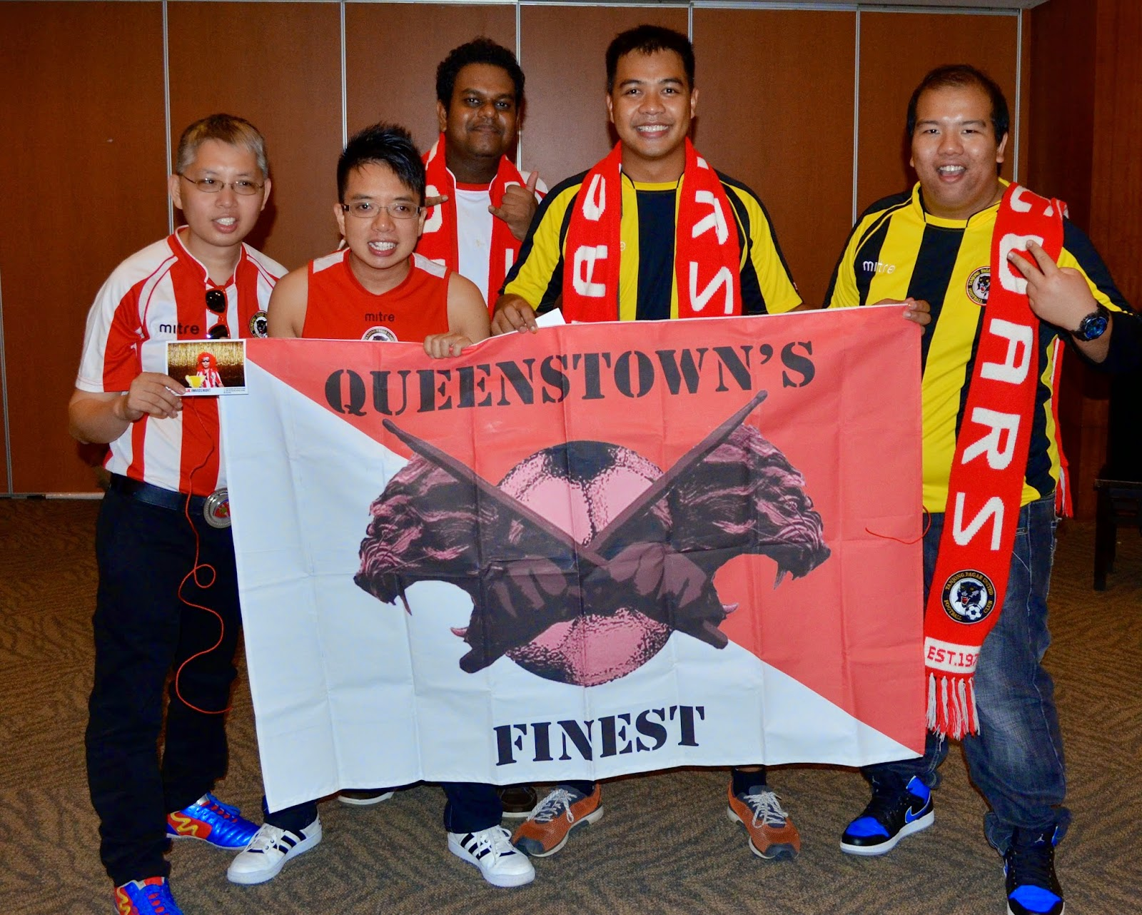 Special Report SLeague Awards Night 2014 And Tanjong Pagar United