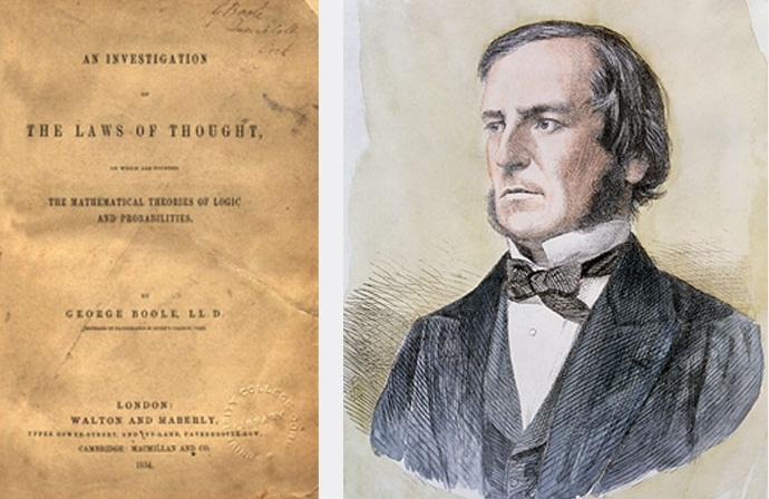Google Peringati Ultah George Boole Ke-200 tahun