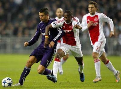 Watch FC Utrecht vs Ajax Amsterdam Live Stream Dutch Eredivisie 23 Dec 2012