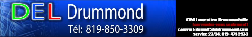 Del Drummond - Solutions d'éclairage