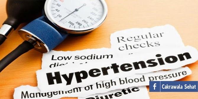 Cara Menurunkan Darah Tinggi (Hipertensi)