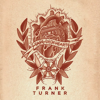 Frank Turner Tape Deck Heart Rock'n'Live Blog 2013 Chronique Album The Sleeping Souls Losing Days Recovery Four Simple Words