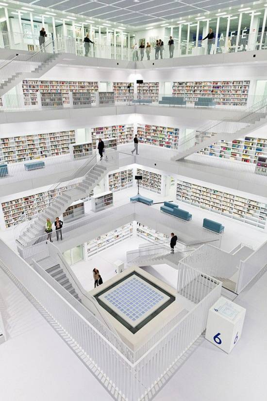 Stuttgart-City-Library