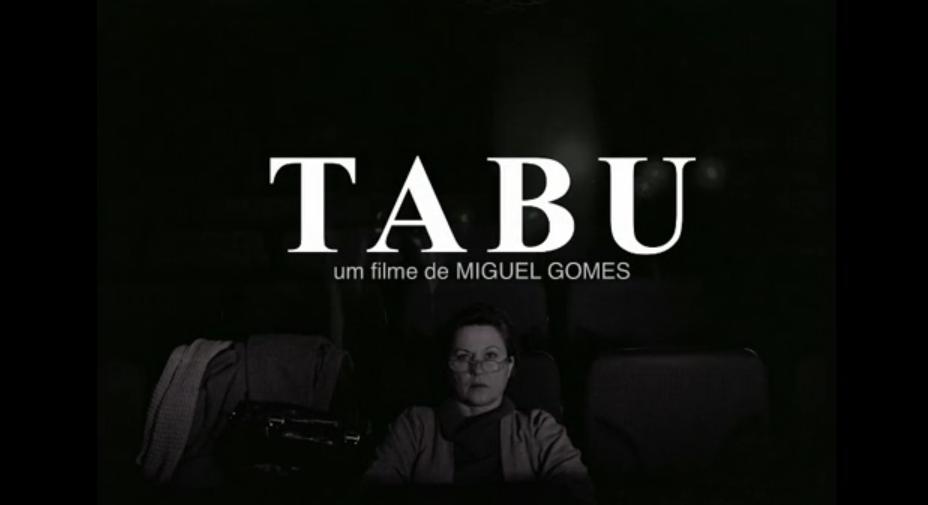 Escena de la película Tabu